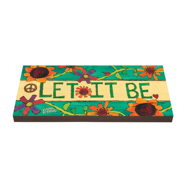 Let It Be Stepping Stone by Studio M