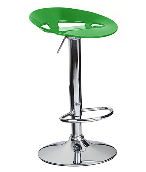 Manhattan Adjustable Height Swivel Bar Stool (Set of 4) by Vandue Corporation