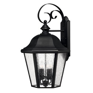 Compare prices Edgewater 4-Light Outdoor Wall Lantern By Hinkley Lighting