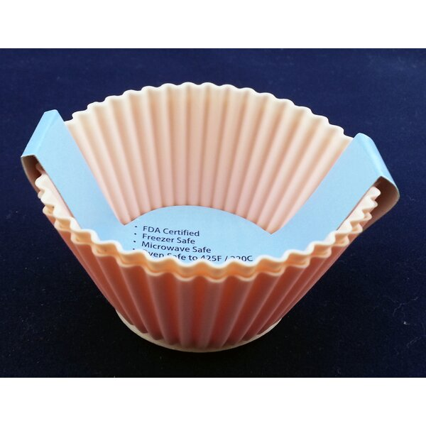 Baking Cups (Set of 8) by Le Chef