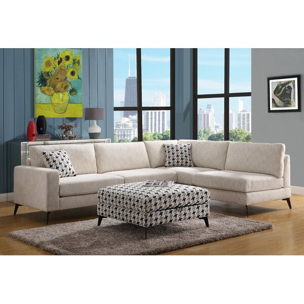Lamont Sectional by Corrigan Studio