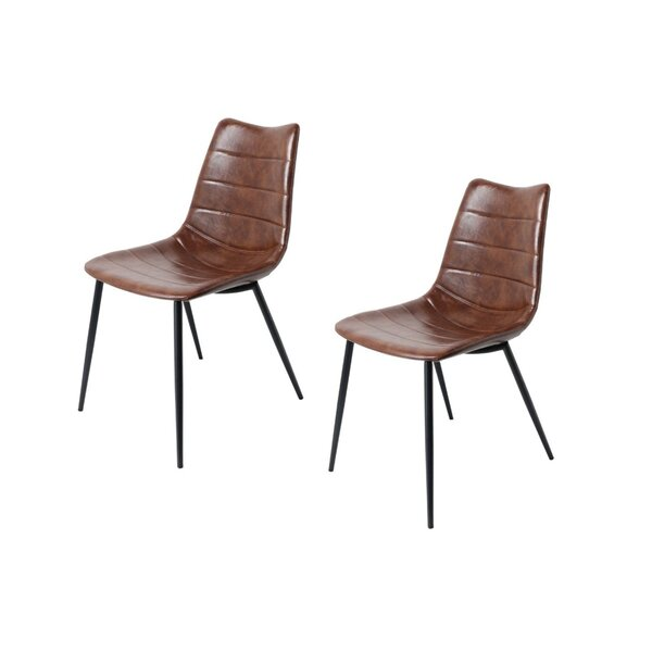 Sheree Brown Dining Chair (Set of 2) by 17 Stories