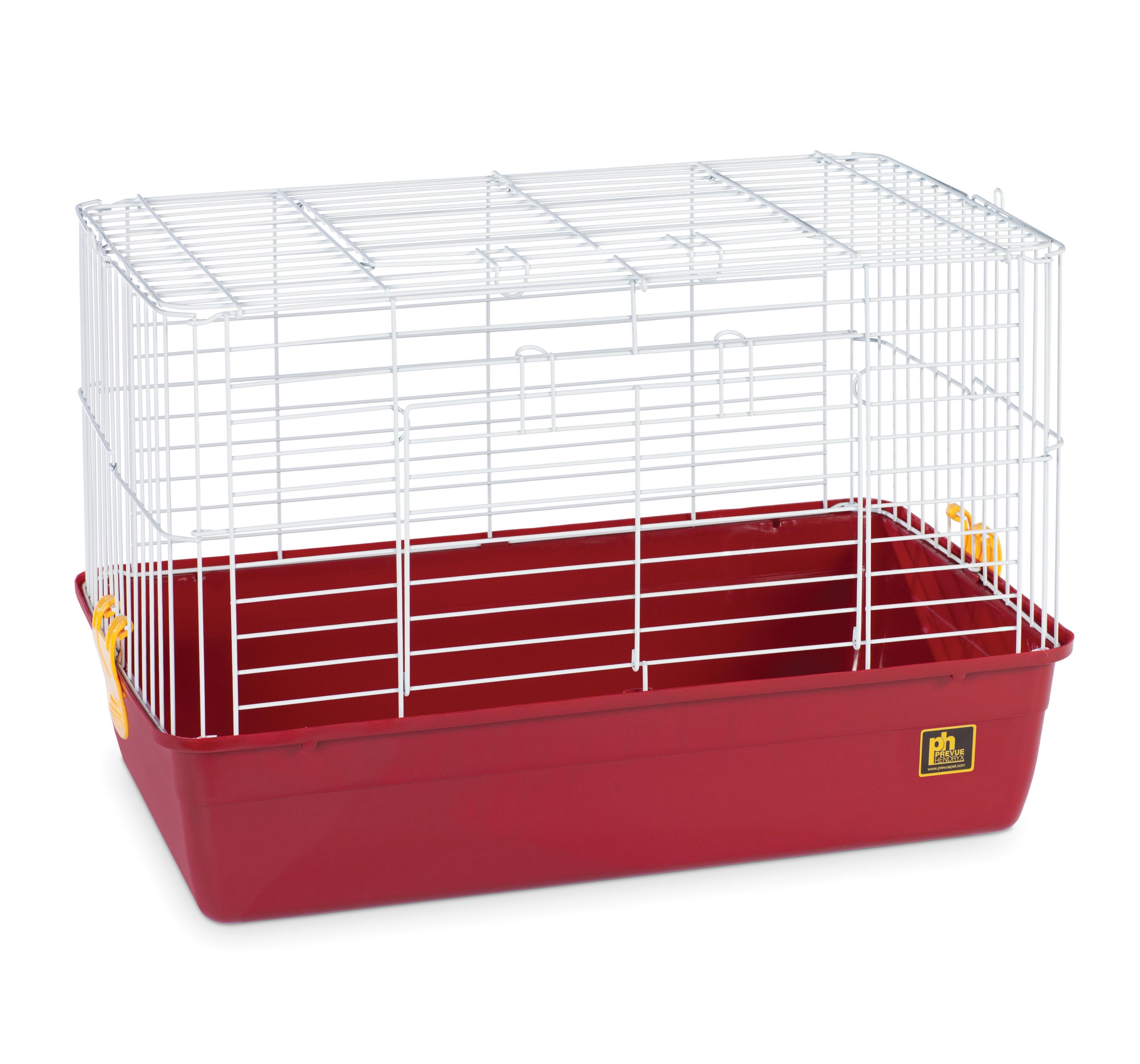 Prevue Hendryx Deep Tub Small Animal Cage & Reviews   Wayfair
