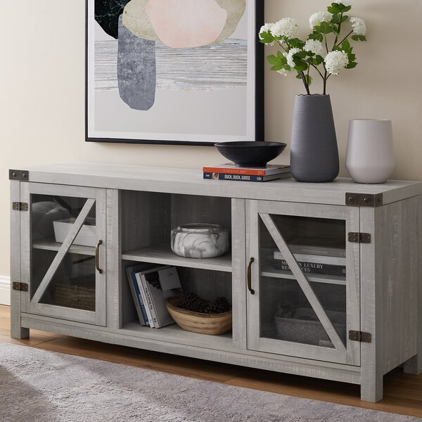 Savings Siciliano TV Stand for TVs up to 65 by Gracie Oaks