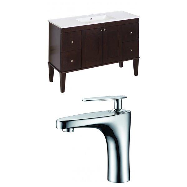 Rosehill 48 Single Bathroom Vanity Set by Winston Porter