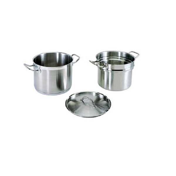 Super Steel Double Boiler by Update International