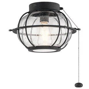 Ceiling fan light kits youll love wayfair ceiling fan light kits aloadofball Images