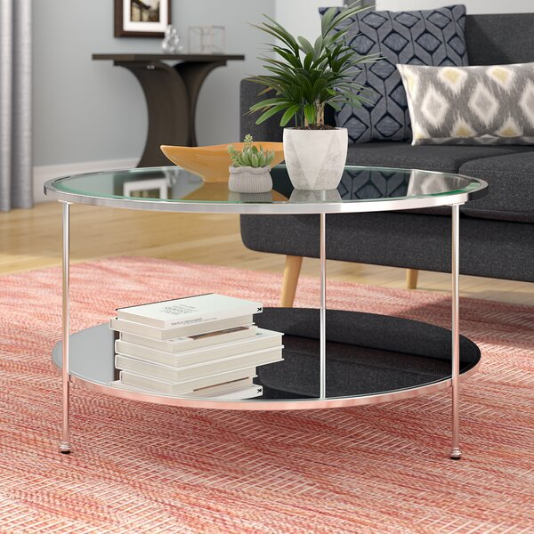 Depaz Coffee Table by Wrought Studio