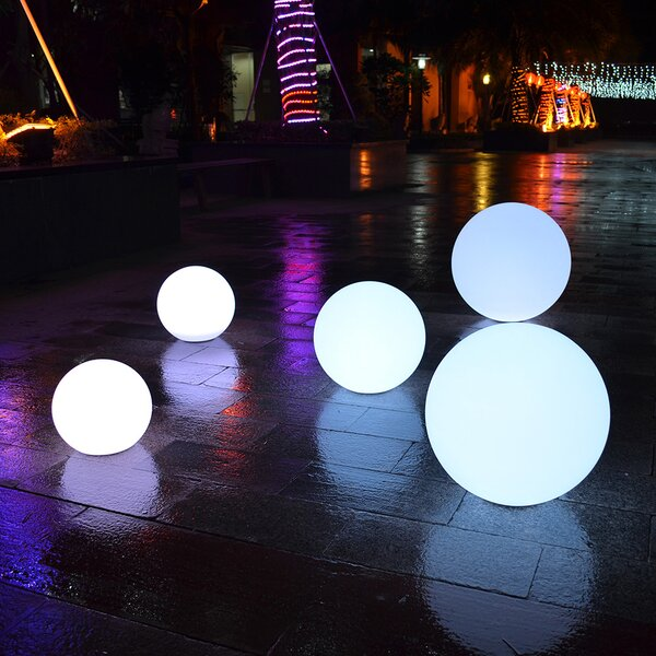 Solon Outdoor Floating Light By Freeport Park