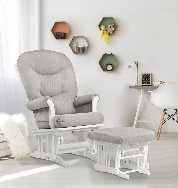 100 dutailier glider with ottoman furniture glider rockers