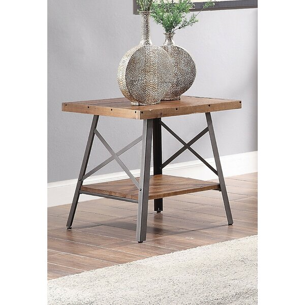 Addyson End Table (Set of 2) by Gracie Oaks