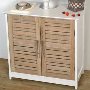 Best Reviews Stockholm 23.6 W x 23.6 H Cabinet By Evideco