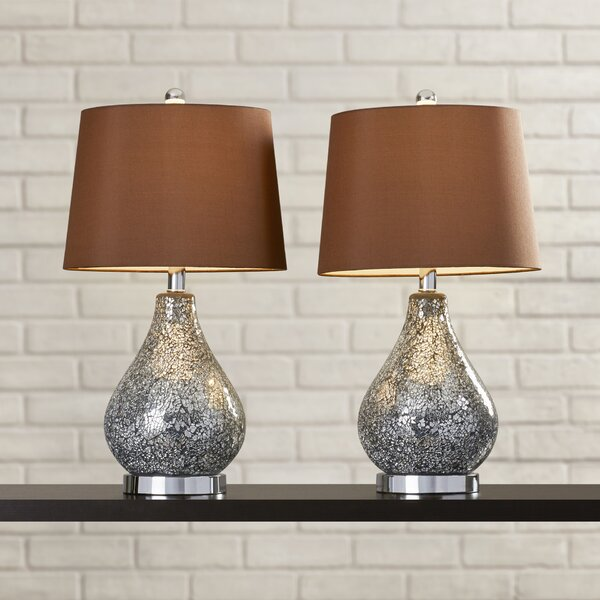 Mcgrew 26 Table Lamp (Set of 2) by Brayden Studio