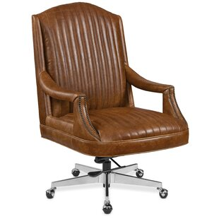 Claybrook Genuine Leather Executive Chair