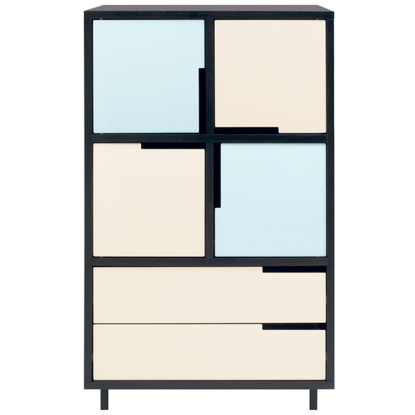 Modu-Licous 4 Door Accent Cabinet by Blu Dot