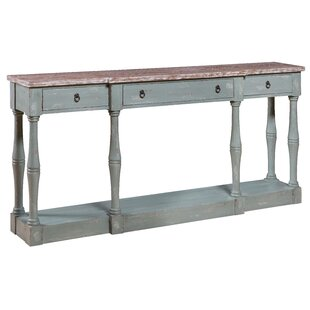 Exceptional Console Table