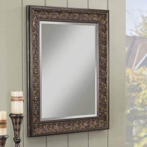Boyers Wall Mirror by Three Posts