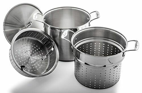 Culina Multi Pot Cooker 4-Piece Set by CUL Distributors