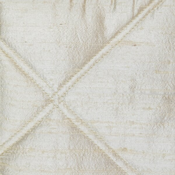 Silk Dupione Quilted Single Coverlet