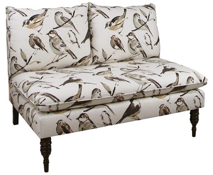 Check Prices Birdwatcher Settee By Skyline Furniture