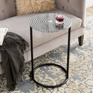 Affordable Sakar End Table By World Menagerie