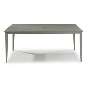 Price comparison Dinapoli Outdoor Dining Table By Red Barrel Studio