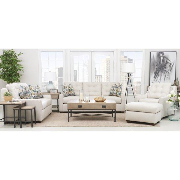 Selene Configurable Living Room Set by Alcott Hill