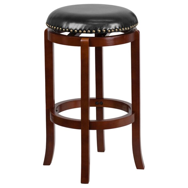 Walmond Backless 30 Swivel Bar Stool by Darby Home Co