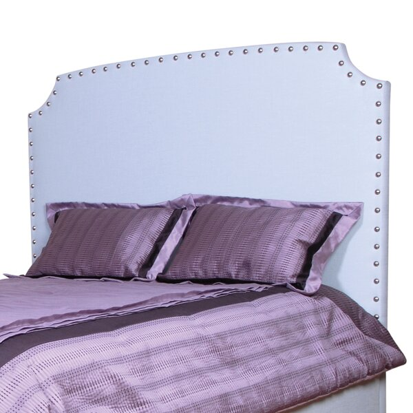 Melrose Upholstered Panel Headboard by Van Gogh Designs
