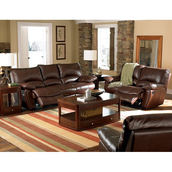 Red Bluff Reclining  Configurable Living Room Set by Wildon Home ®