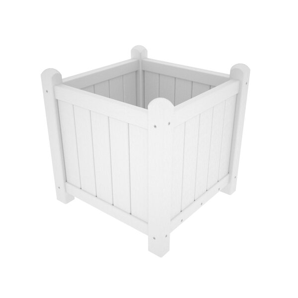 Traditional Plastic Planter Box by POLYWOOD®