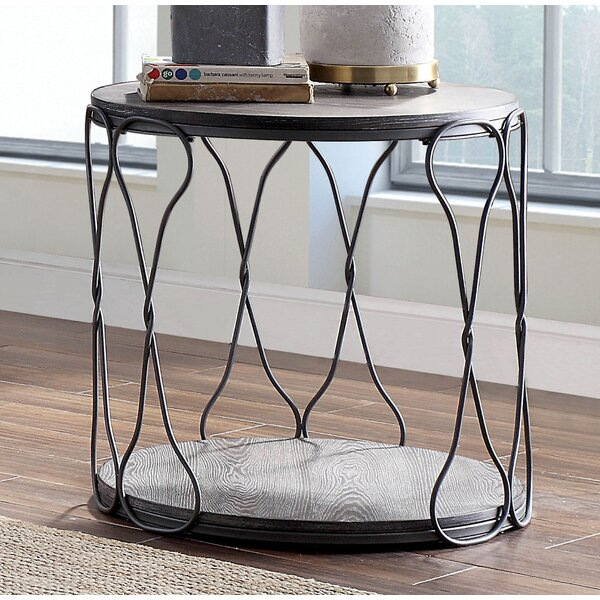 Bodden End Table by Williston Forge