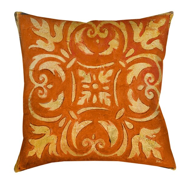Samford Printed Throw Pillow by Latitude Run