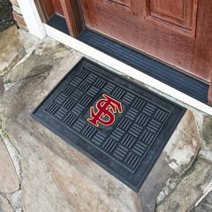 NCAA Florida State University Medallion Door Mat by FANMATS