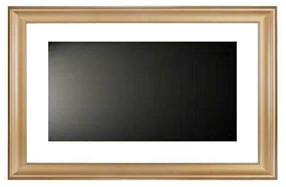 Large Universal TV Frame by LCD Fashion