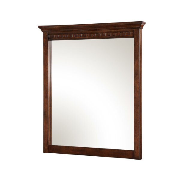Noah Rectangular Dresser Mirror by Viv + Rae
