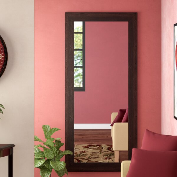Monaco Full Length Mirror by Red Barrel Studio