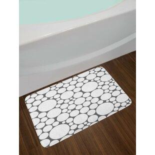 Small Round Bathroom Rugs | Wayfair