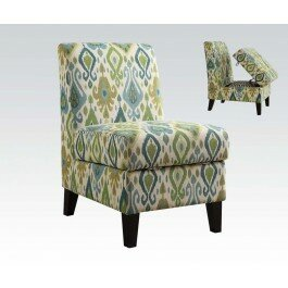 Grigsby Slipper Chair by Bloomsbury Market