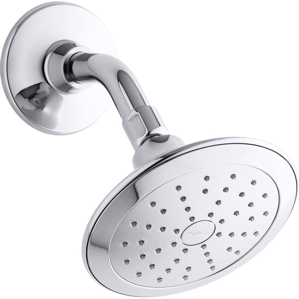 Kohler Alteo 1.75 GPM Single-Function Showerhead With Katalyst Air-Induction Technology By Kohler