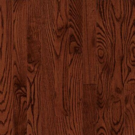 5 Solid Red Oak Hardwood Flooring in Cherry by Bruce Flooring