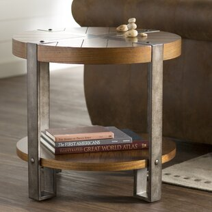 Best Reviews Vivienne End Table ByMistana