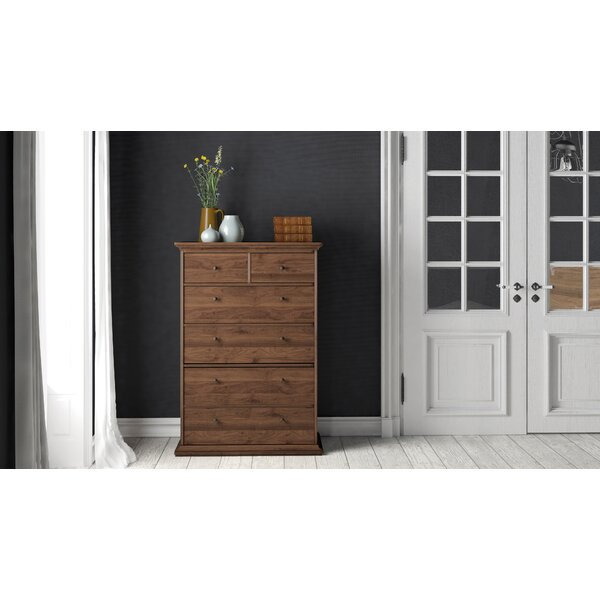 Breckenridge 6 Drawer Chest By Beachcrest Home by Beachcrest Home Find