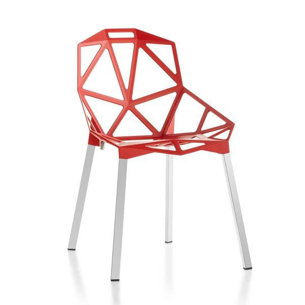 Masmoudi Web Side Chair By Wrought Studio