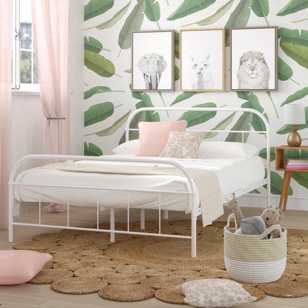 Hartsock Platform Bed by Zoomie Kids