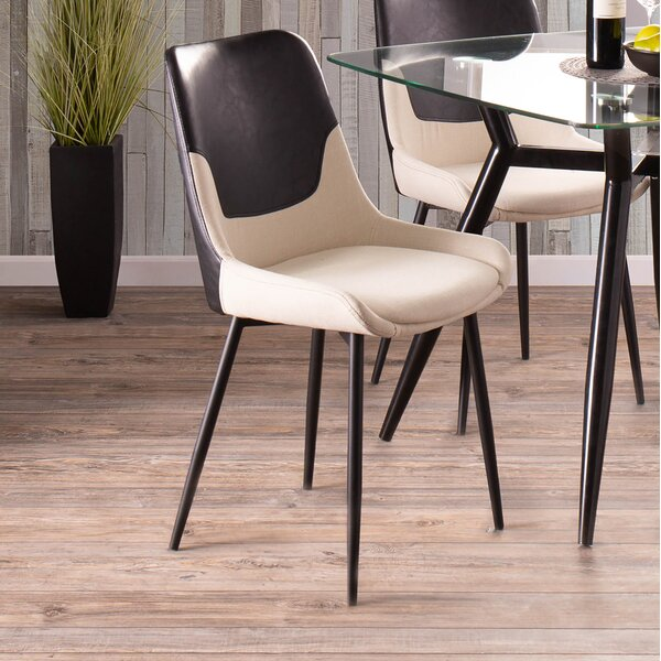 Bargain Hellam Upholstered Dining Chair (Set Of 2) By Ivy Bronx 2019 Sale