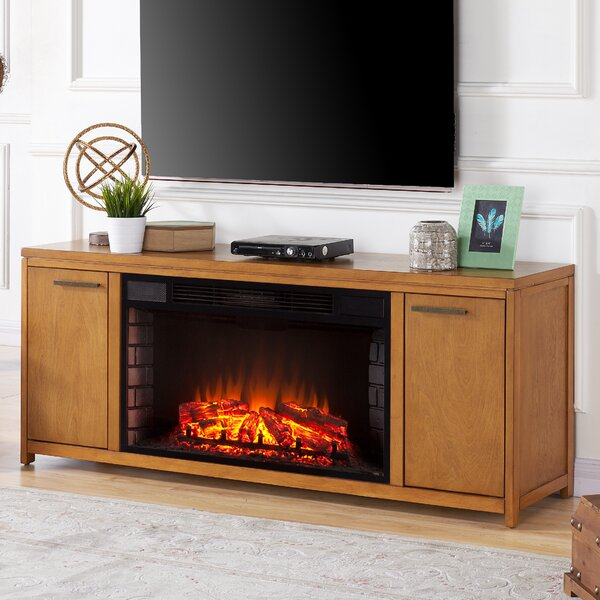 Review Jowers TV Stand For TVs Up To 65