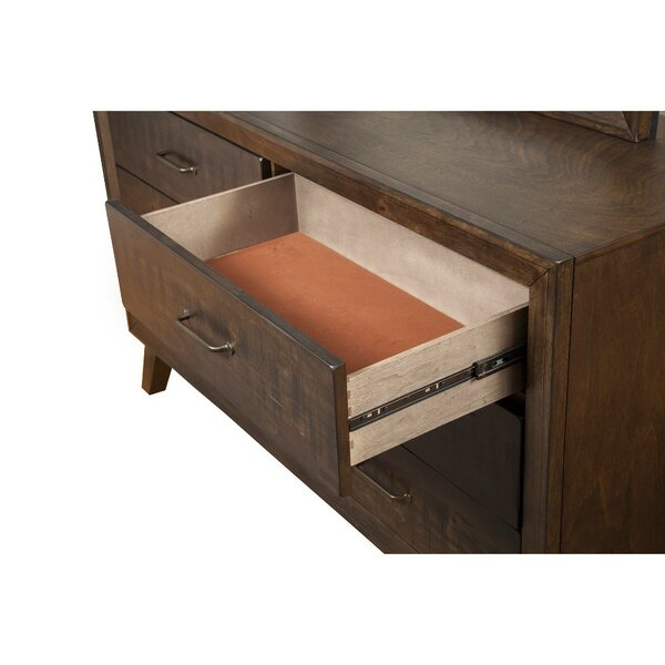 Easterly 6 Drawer Double Dresser by Corrigan Studio