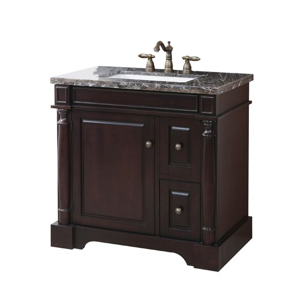 Hancock 35 Bathroom Vanity Set by Crawford & Burke