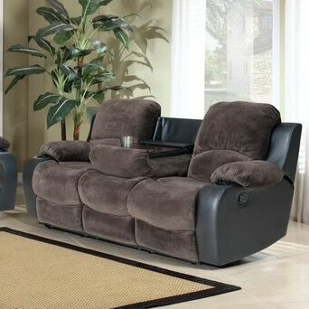 Santiago Reclining Sofa by Beverly Fine Furniture